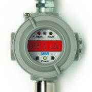 Combustible/Explosive Gas Leak Detector