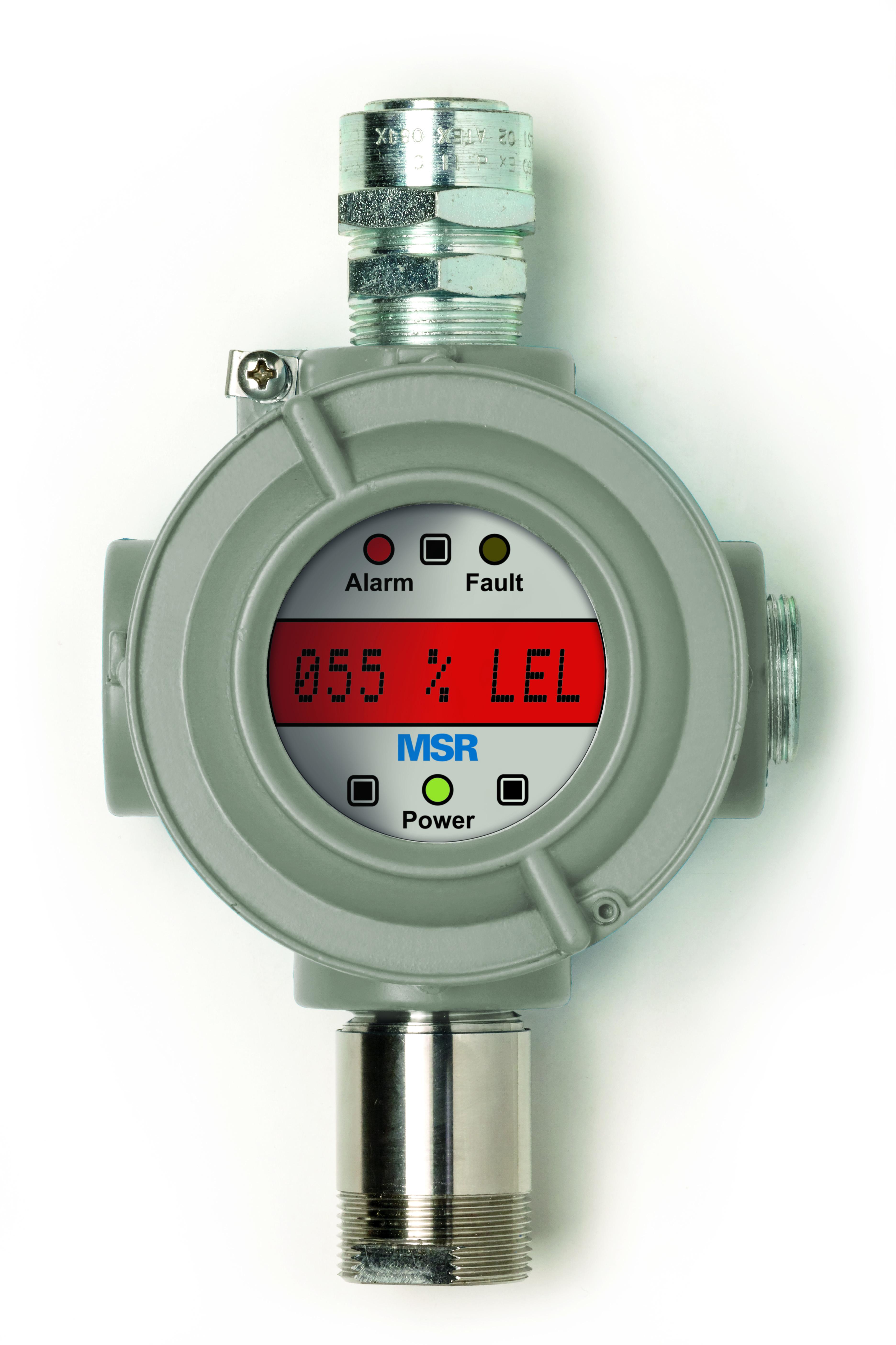 msr polyxeta 2 sensor transmitter for hazardous oil  gas industries  u2013 gasalarm