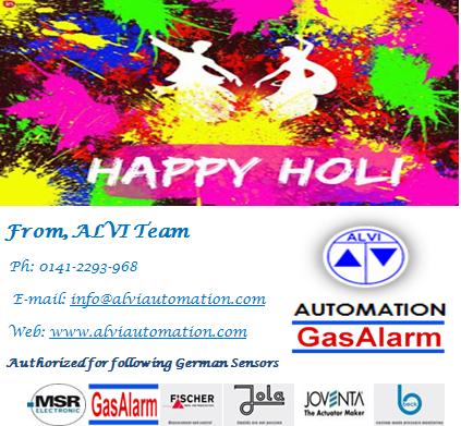 ALVI Holi Wishes