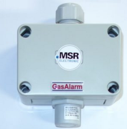 Ammonia Gas Leak Detection - Ammonia Sensor Transmitter