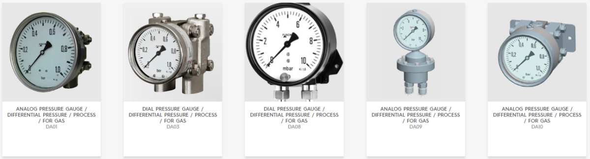 SIL 2 Approved Pressure Instruments