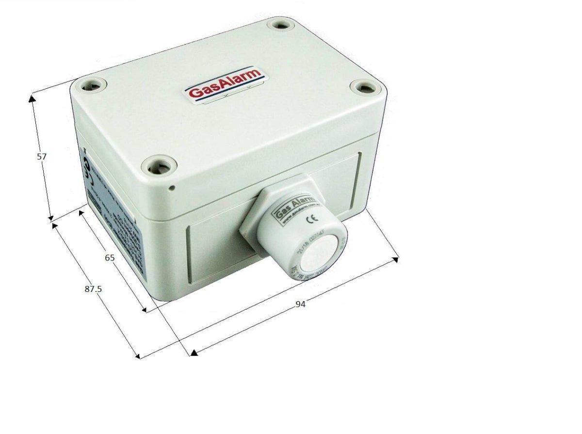 CO Sensor for VFD & Exhaust Fan Operation in Basement Car Parking
