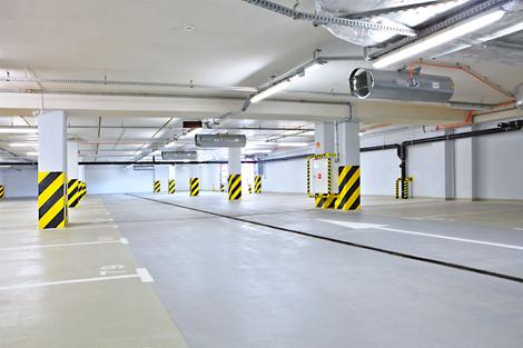 CO Car Park Auto-Ventilation Automation Solution
