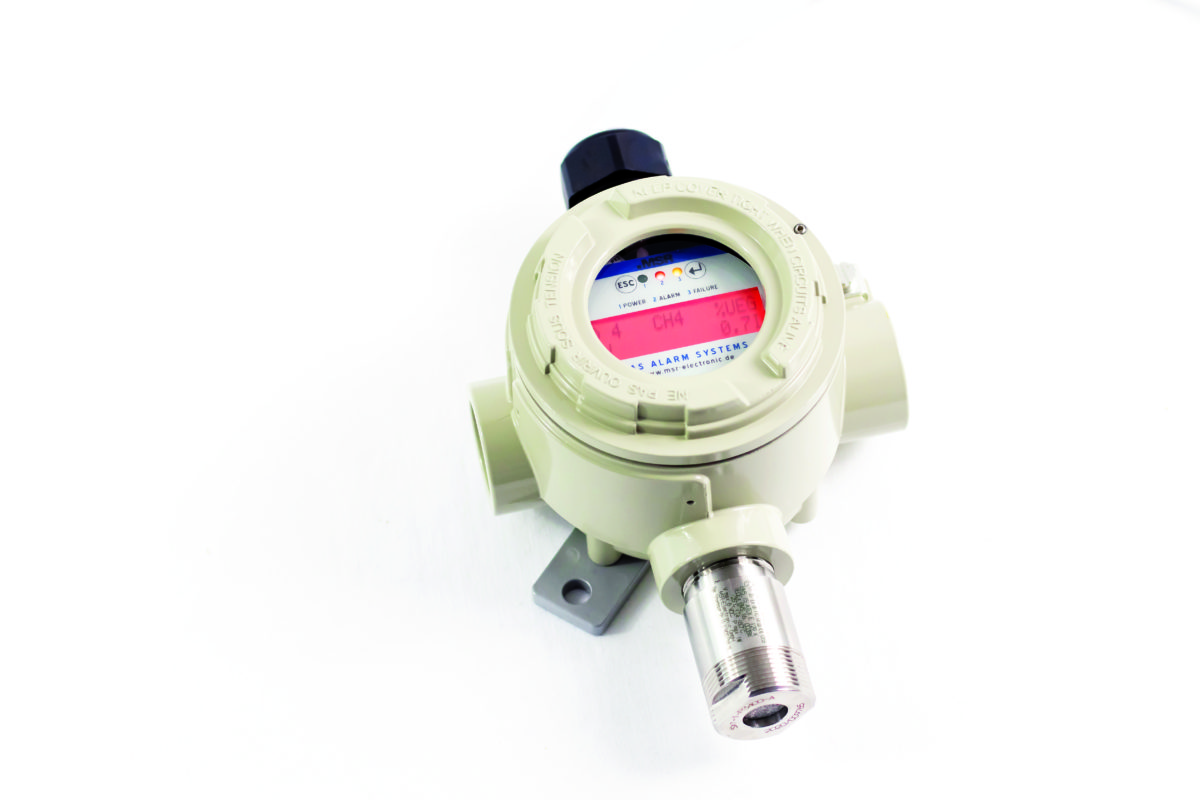 Ethane Gas Detector and Monitor