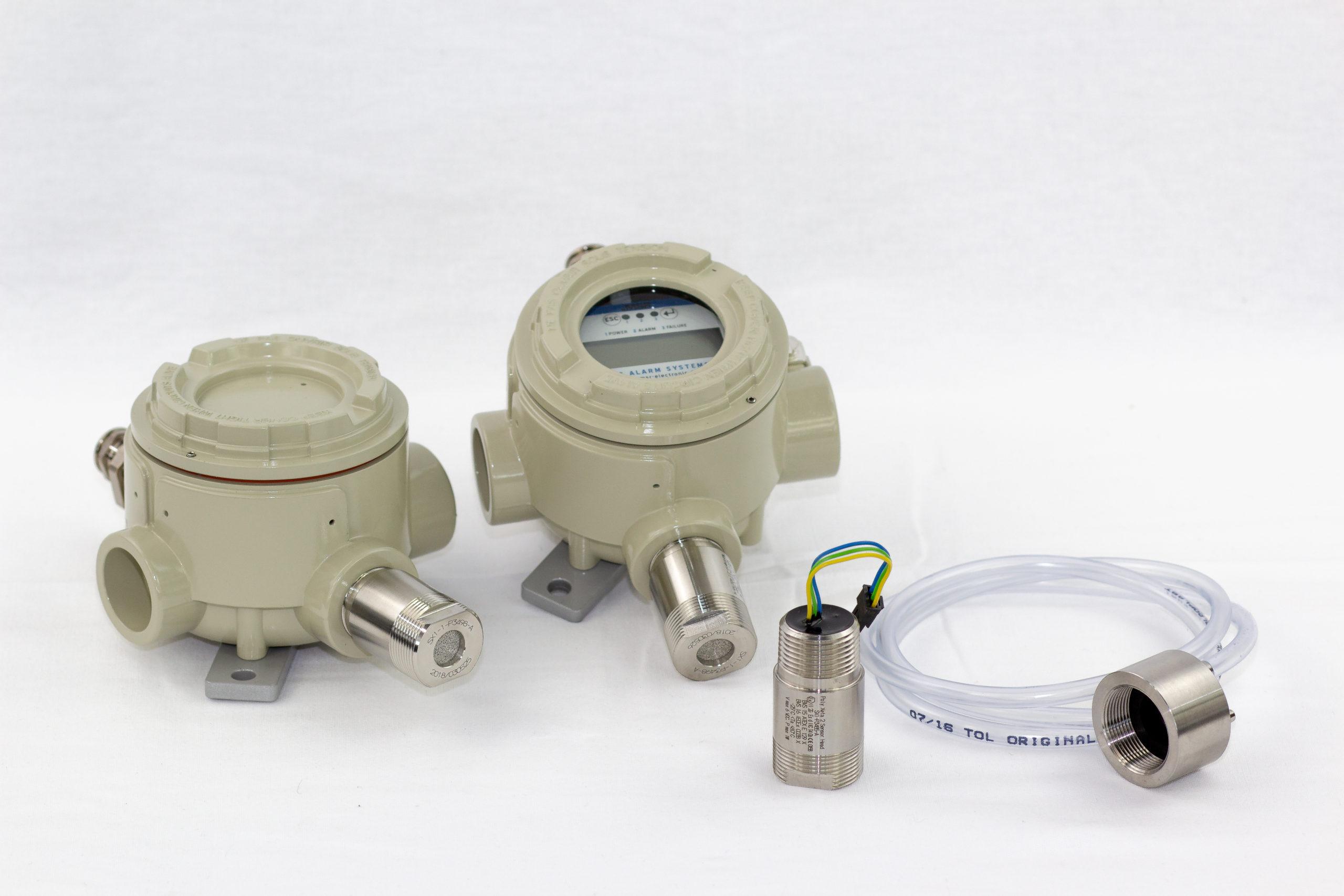 Ethyl Alcohol-Ethanol Sensor Transmitter