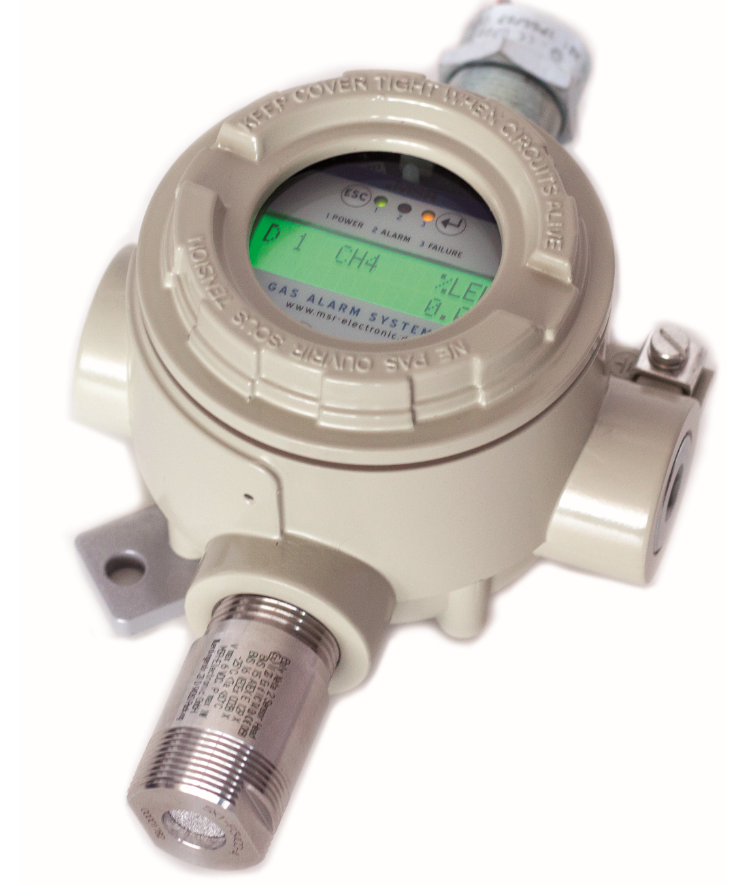 Industrial Gas Detection Systems