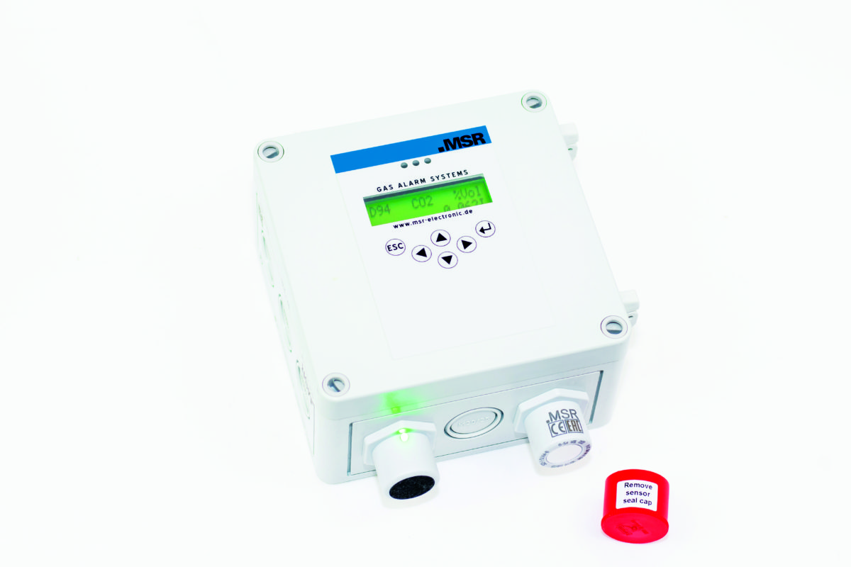 Universal Gas Controller Interfaced with Multi Sensor