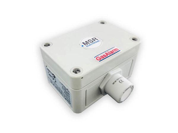 Carbon Monoxide (CO) Detector for Basement Car Parking
