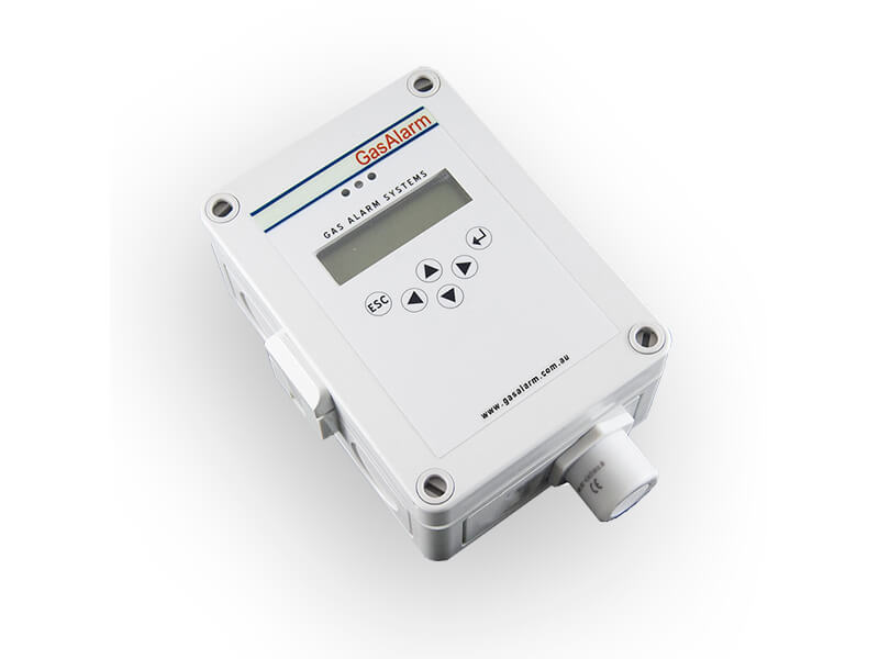 Toxic Combustible Refrigerant Fixed Gas Detection Systems