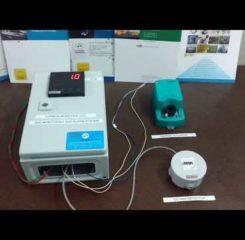Modulating Control of Fire And Smoke Dampers using FRAKTA/JOVENTA Electric Damper Actuator